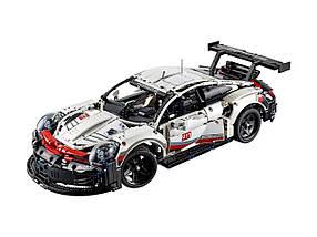 Конструктор Bela 11171 Техник Порш Porsche 911 RSR