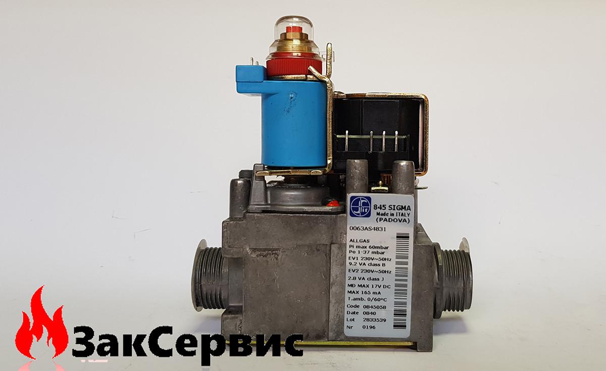Газовый клапан на котел Biasi Delta 24 CM/F, Nova Parva BI1093104
