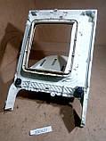 Верхняя часть корпуса с крышкой  Zanussi TA833V.  Б/У, фото 3