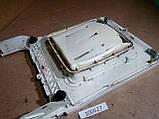 Верхняя часть корпуса с крышкой  Zanussi TA833V.  Б/У, фото 5
