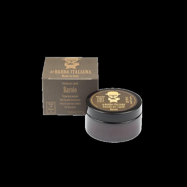 Barba Italiana Фиксирующая помадка для волос BAROLO 100 мл.