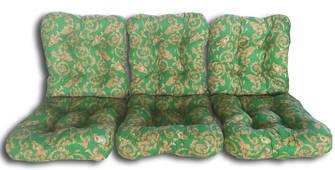 Подушки и чехлы для садовой качели