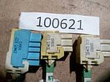 Кнопки управления  Zanussi TA833V. 08660, 08663  Б/У, фото 2