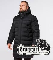 Braggart Aggressive 23482 | Куртка зимняя для мужчин черная