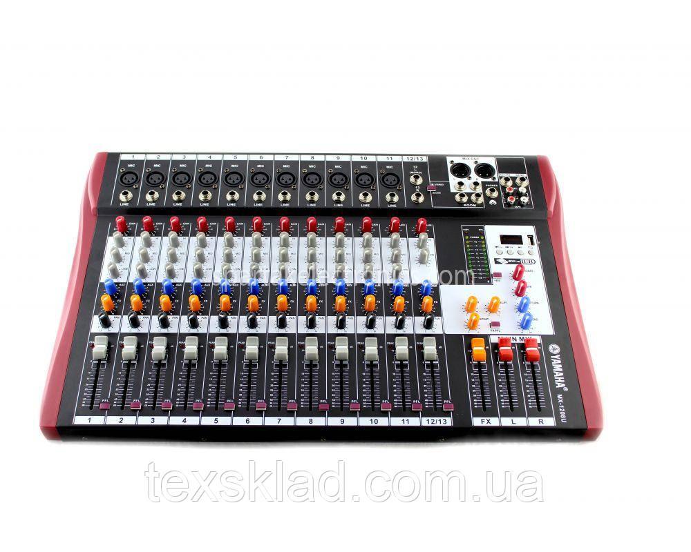 Мікшерний пульт Yamaha 1208U
