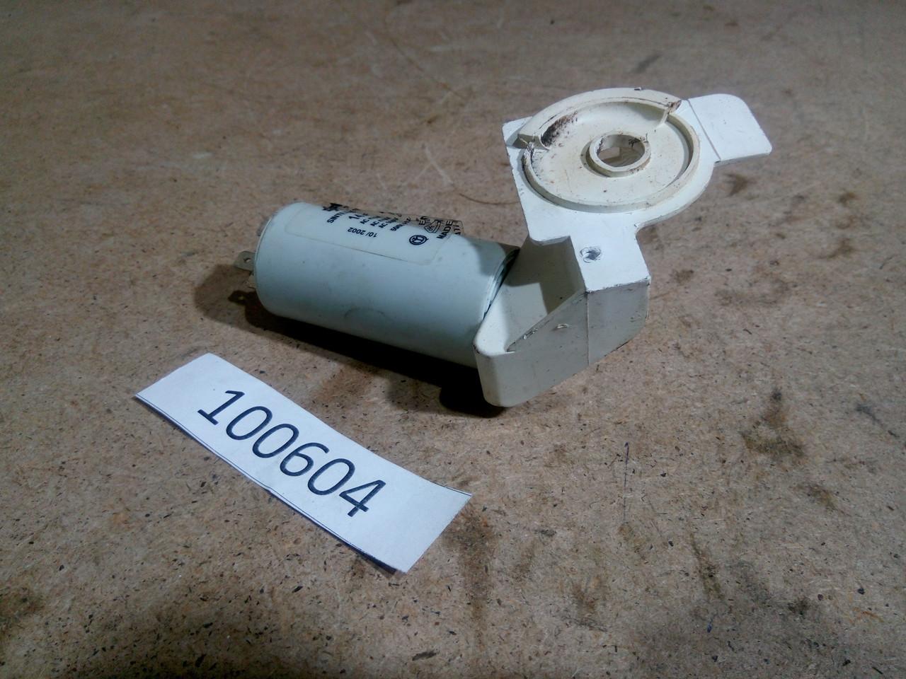 Пусковой конденсатор двигателя ARDO ANNA 410.  Б/У