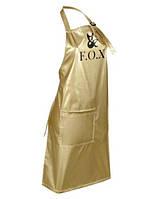 Фартук маникюрный (лакированая ткань) F.O.X