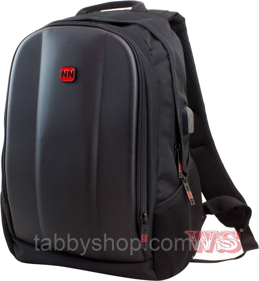 Рюкзак школьный подростковый Winner Stile 412 красный декор