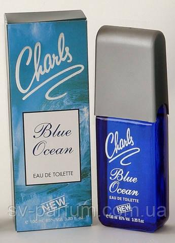 Туалетная вода мужская Charls Blue Ocean 100ml