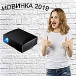 Проектор мультимедийный 4200 люмен Full HD Wi-Fi стерео Vivibright Wilight F30 домашний кинотеатр кинопроектор, фото 4