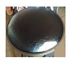 Стул барный Индастриал металл, черный, фото 2