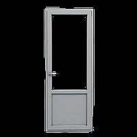 Балконная дверь. 700х2100, профиль S300 (3-камерный), однокамерный стеклопакет.
