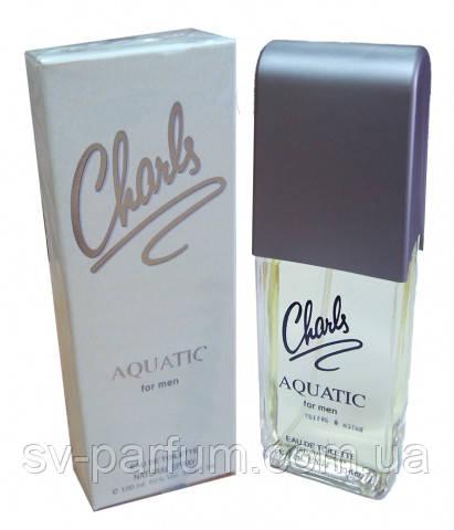 Туалетная вода мужская Charls Aquatic 100ml