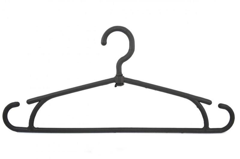 Плечики зима для одежды из вторичного сырья