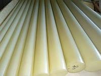 Полиамид ПА 6 стержень 65 мм (Капролон стержневой), фото 1