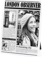 Фоторамка Balvi Фоторамка Balvi London Observer SKU_310