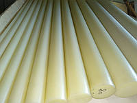 Полиамид ПА 6 стержень 100х1000 мм (Капролон стержневой), фото 1