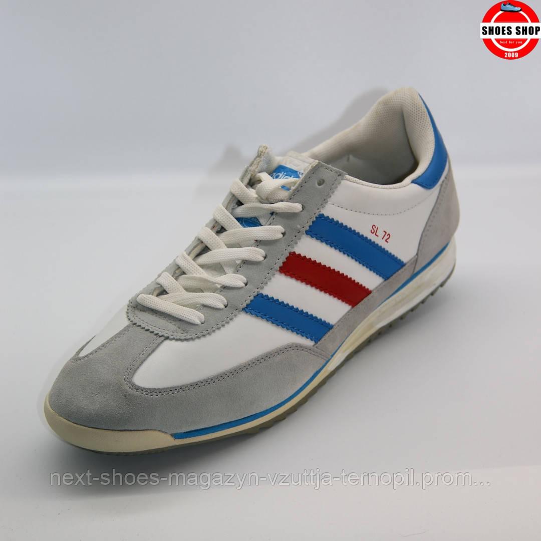Чоловічі кросівки Adidas (Вьетнам) сірого кольору. Дуже зручні та модні. Стиль - Шевченко Андрій