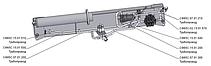 Запчасти к манипулятору СФ-85, фото 2
