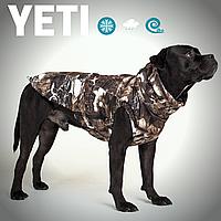 Одежда для собак, зимний, водонепроницаемый Жилет YETI из мембраны, для крупных и средних пород