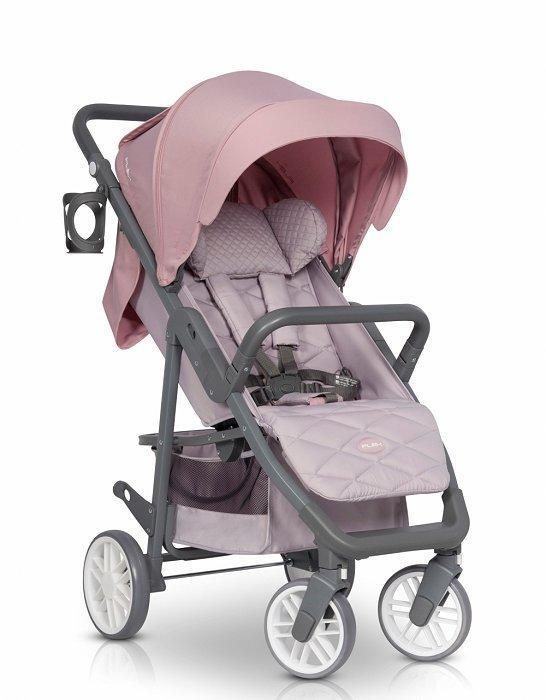 Прогулочная коляска Euro-Cart Flex   Powder-pink