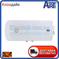 Бойлер с сухими тенам Arti 50 литров горизонтальный монтаж (Македония) WHH Dry 50L/2