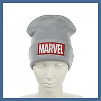 """Шапка лопата """"Marvel"""" супер герои, фото 1"""