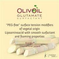 Натуральный оливковый ПАВ OLIVOIL GLUTAMATE для косметики 25кг