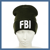 """Шапка лопата """"FBI"""", фото 1"""