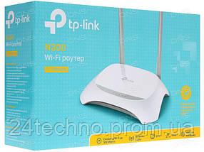 Безпроводный маршрутизатор Tp-Link TL-WR840N (две антенны)