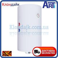 Бойле косвенного нагрева Arti 100 литров сухие тенэ, 2 теплоносителя (Македония)WH Comby  Dry 100L/2