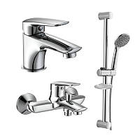 IMPRESE PRAHA new набор для ванны (05030 new + 10030 new + штанга R670SD) 0510030670