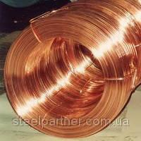 Проволока бронзовая БРКМЦ 1 мм