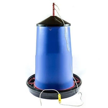 Бункерная кормушка подвесная 29,5 л / 21 кг. (Турция)