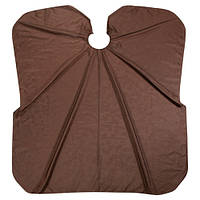 7000501 Накидка Glimmer Comair коричневая
