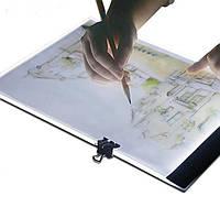 Графический LED планшет для рисования, Товары для детей, Графічний LED планшет для малювання