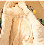 "Демисезонная куртка  ""Мишка""  размер 98., фото 4"