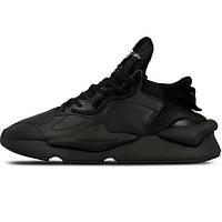 Мужские кроссовки Adidas Yohji Yamamoto Y-3 Kaiwa Full Black