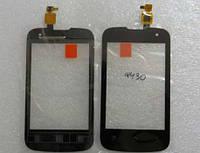 Тачскрин (сенсор, стекло) для Fly IQ430 (black)