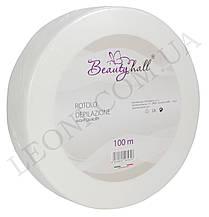 Полоски для депиляции (стрипсы) в рулоне BeautyHall 100м.