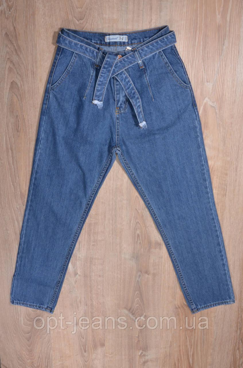 Bluetooth женские джинсы MOM (27-30/6ед.) Осень 2019