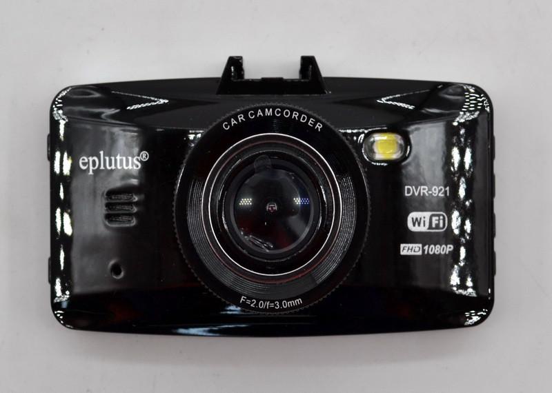 "Видеорегистратор Eplutus DVR-921 (2,7"" / 2 кам. / FullHD)"