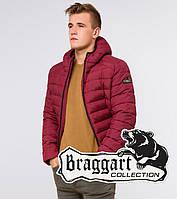 Braggart Aggressive 40962 | Куртка зимняя утепленная бордовая