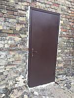 Двери металлические El-30, огнестойкие 2050*860. Производство. Сертификат., фото 1