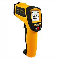 Пірометр BENETECH GM900 (оригінал, -50~950℃ + кейс + батарейка)