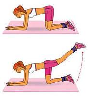 Утяжелители для ног: польза, вред и как выбрать + 20 упражнений с утяжелителями