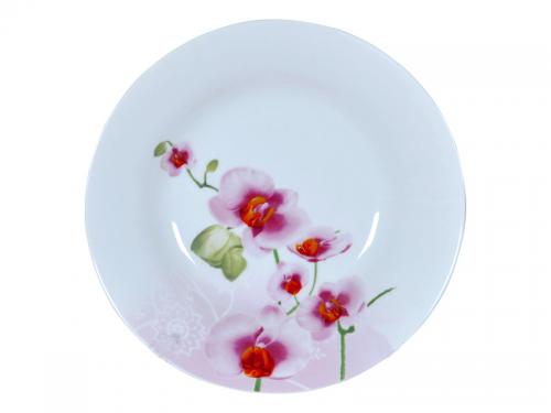 Тарелка 8  Орхидея