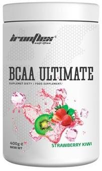 Аминокислоты IronFlex - BCAA Ultimate (400 грамм) strawberry-kiwi/клубника-киви