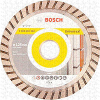 Алмазный круг Bosch Standard for Universal Turbo, 125×22,23×2 мм
