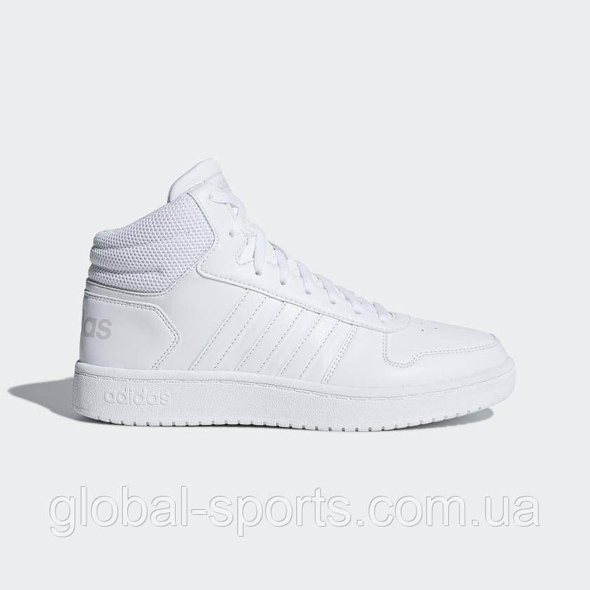 Женские кроссовки Adidas Hoops 2.0 Mid W(Артикул:B42099)